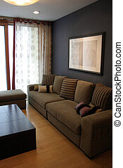 Wohnzimmer - Innenräume