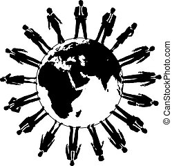 World Business Personal Team.