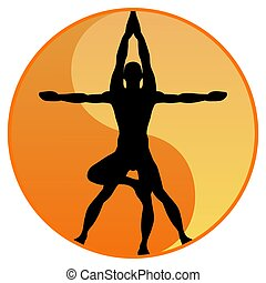 Yoga Gleichgewicht