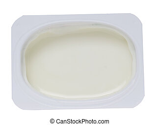 Yoghurt.