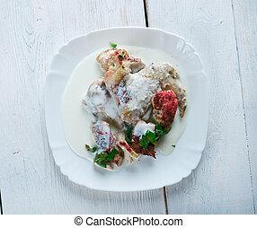 Yogurt Chicken Casserole.