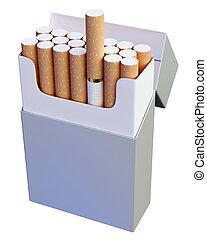 Zigarettenpack