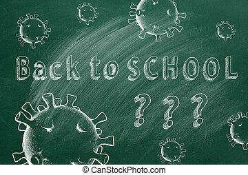 zurück, school???