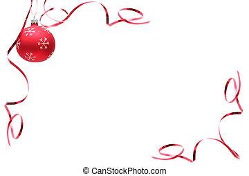 zwiebel, weihnachten, rotes